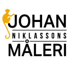 logo Johan Niklasson Måleri AB